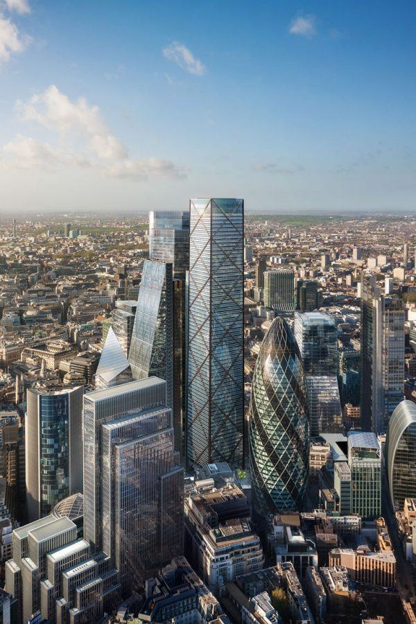 1, Undershaft daylight architect rendering