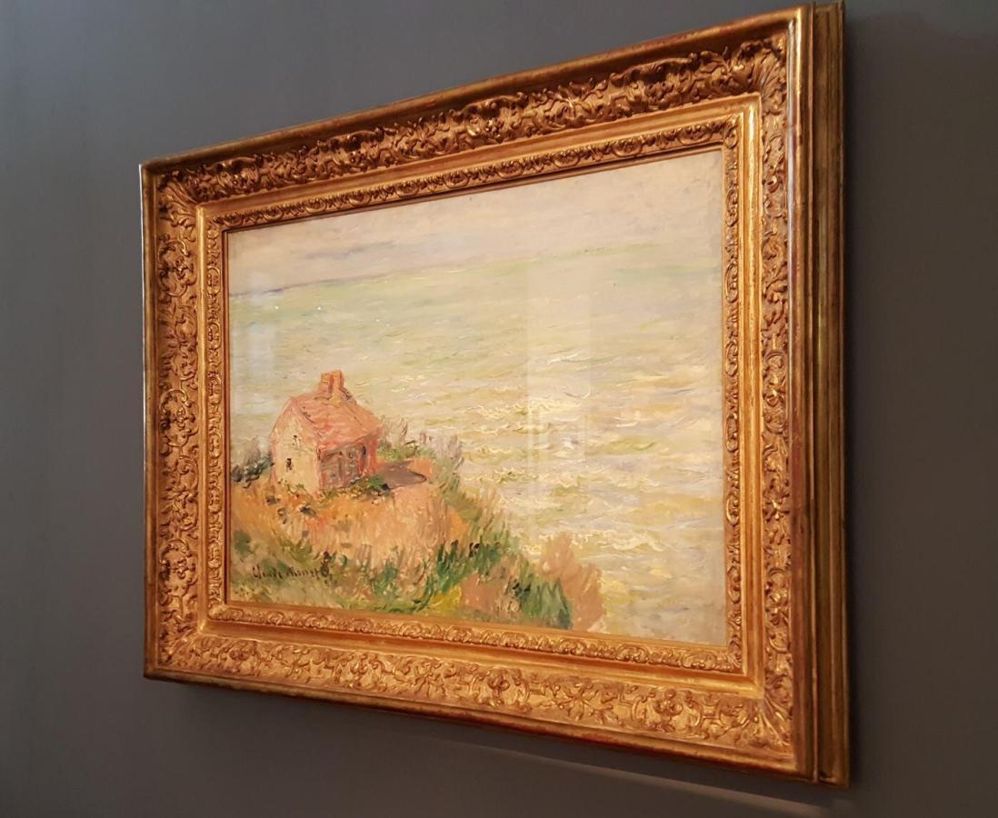 Cabane des douaniers - Monet