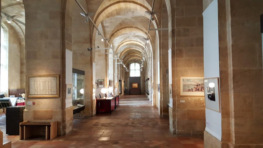 Customs museum, Bordeaux