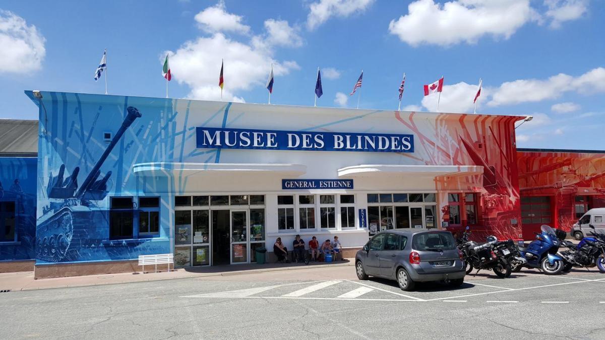 Musée des Blindés Saumur