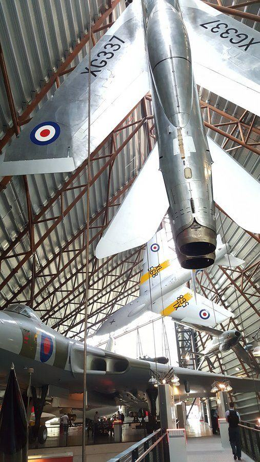 BAC Lightning F1 at Cosford