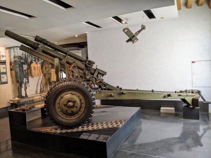 Green howitzer