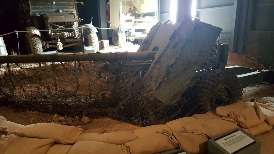 17-pounder anti tank gun