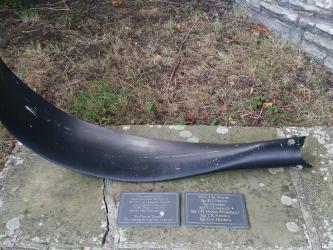 rashed Lancaster Memorial