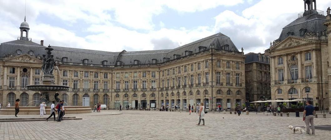 Hôtel des Fermes du Roi, Bordeaux