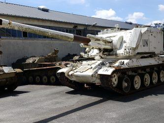 GCT 155mm Self Propelled Gun
