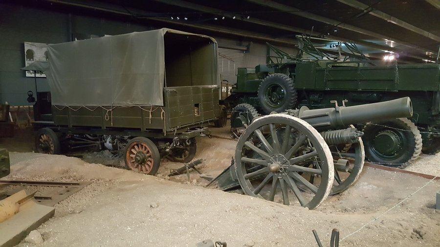 6 inch heavy howitzer