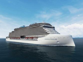 Norwegian Cruise Lines new ship design