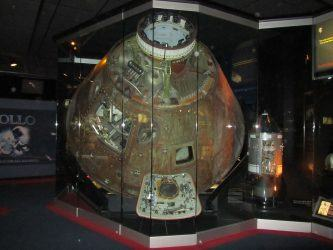 Apollo 13 Command Module