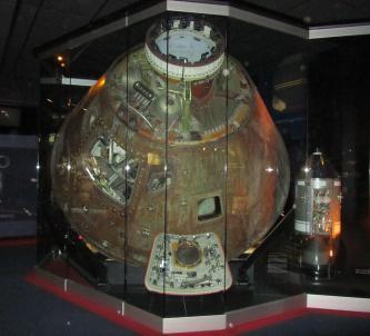 Apollo 13 Command Module