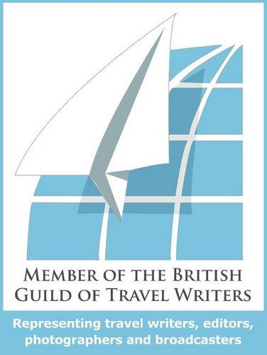 British Guild of Travel Writers logo