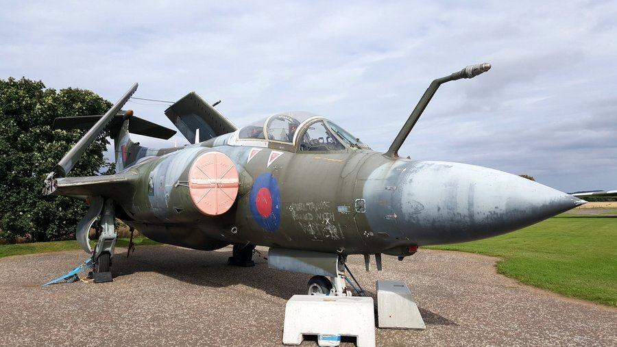Blackburn Buccaneer S.2B XT228