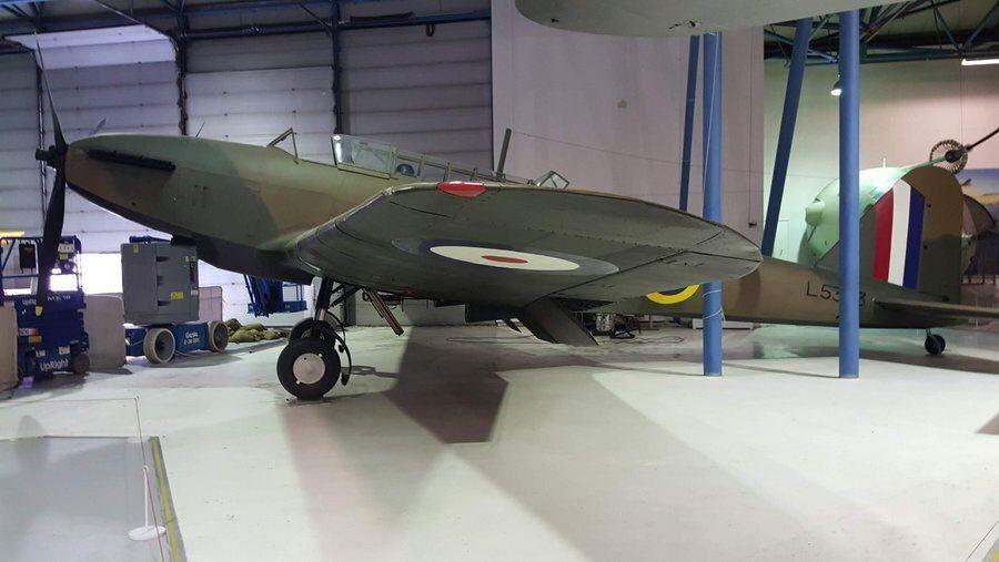 British large single engined light bomber