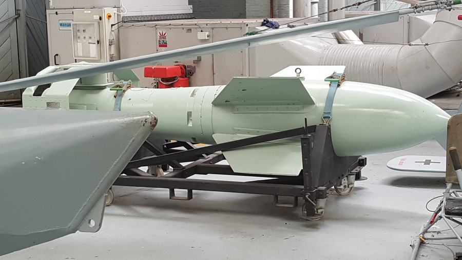 Fritz-X guided bomb