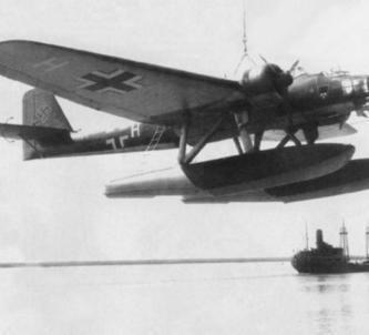 Heinkel He 115 floatplane