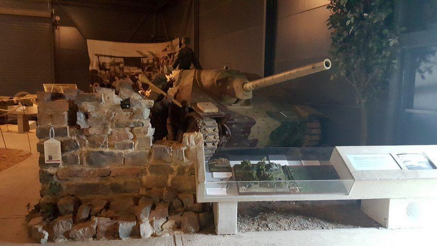 Panzerjager G13 (Hetzer) Self-Propelled Gun