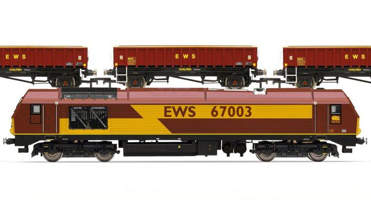 Product image of Hornby model train set