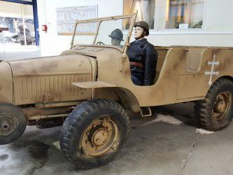 French WW2 personnel carrier