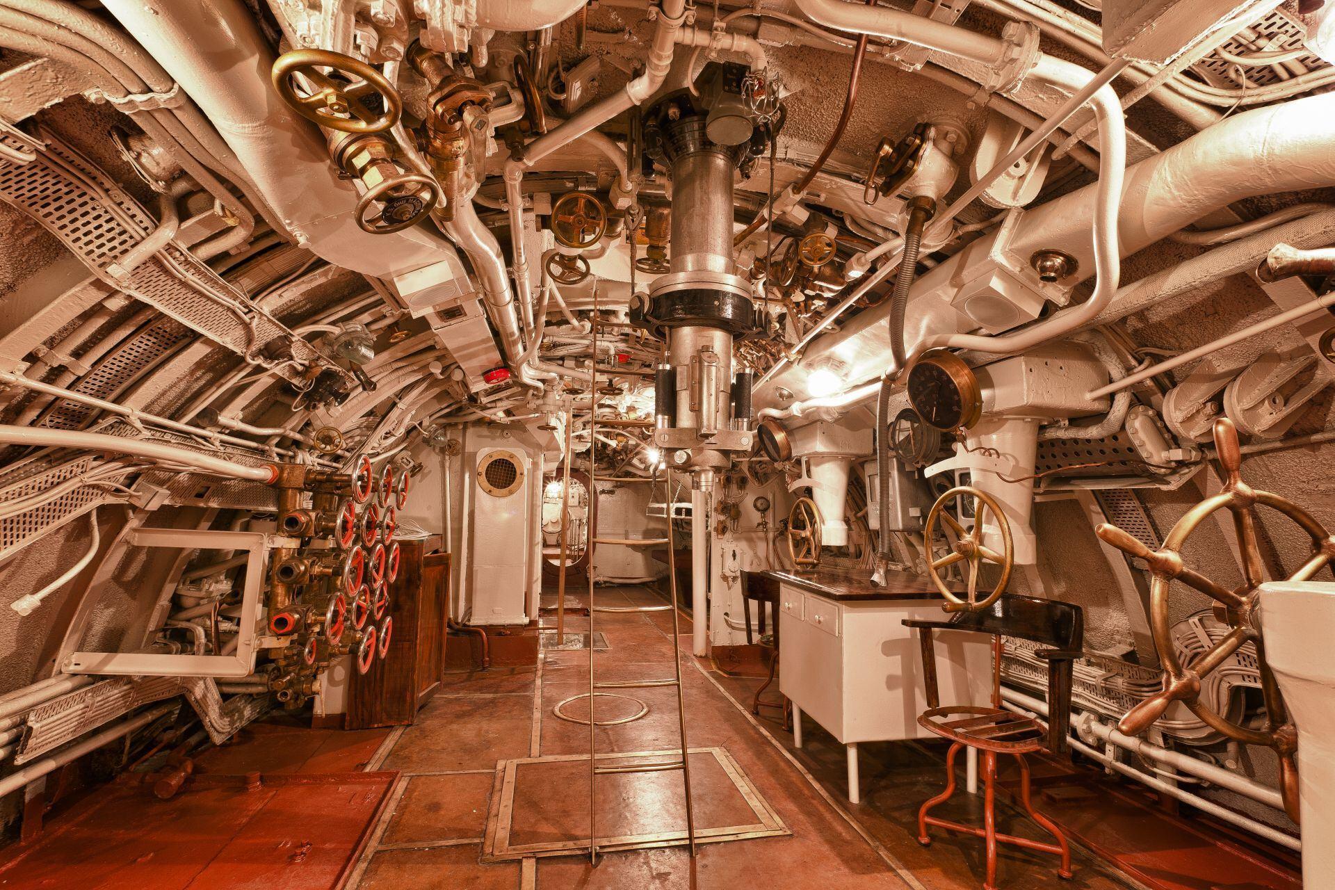 Estonia Submarine Lembit