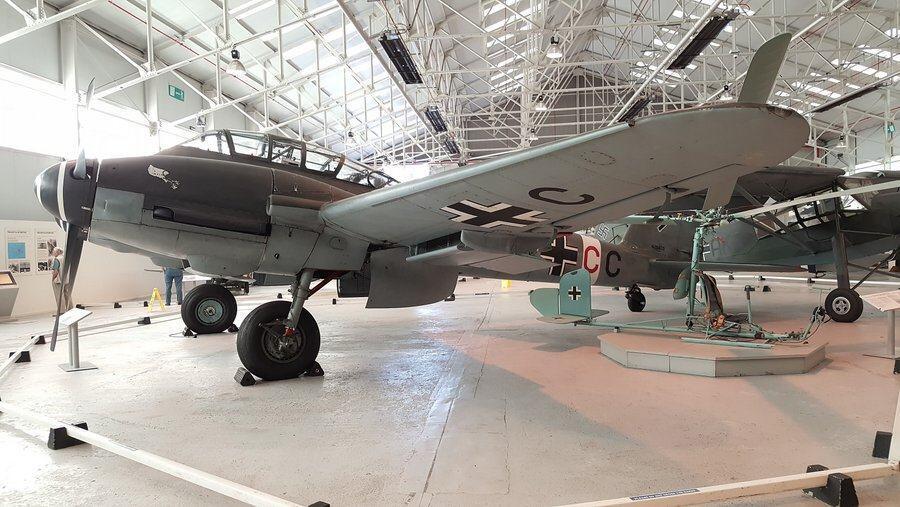 Messerschmitt ME 410A