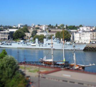 Museum ship Maillé-Brézé
