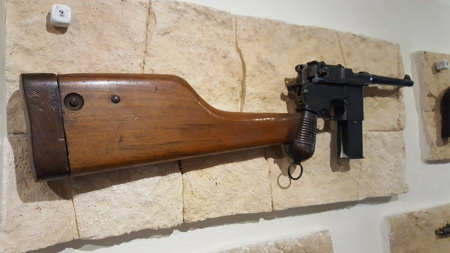 Mauser automatic pistol