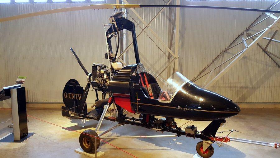 Montgomerie-Parsons Autogyro