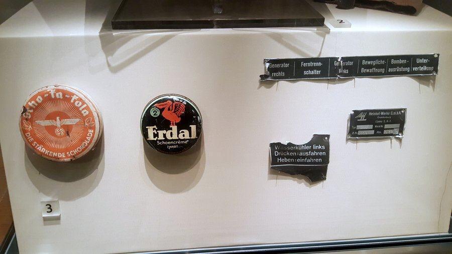 Rolf Niehoff crash souvenirs