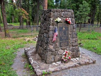 Mitchell Monument