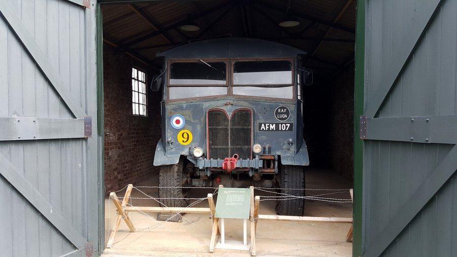 AEC Matador 4x4 truck, 1939