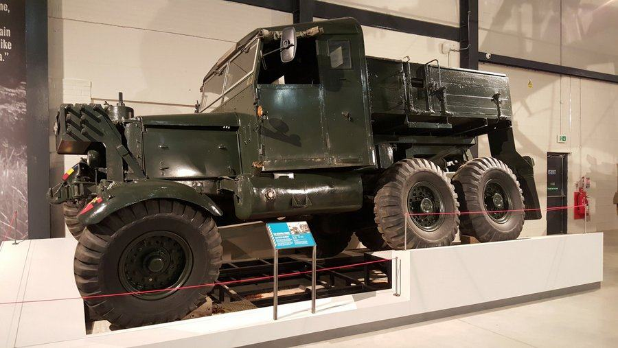 Scammell Pioneer truck