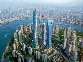 Shanghai Tower impression