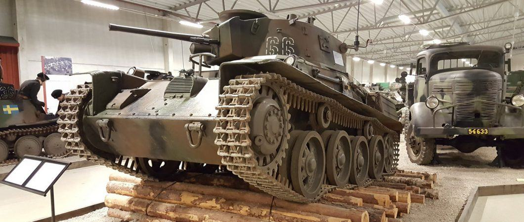 Stridsvagn M38 tank