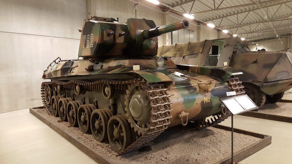 Stridsvagn M42