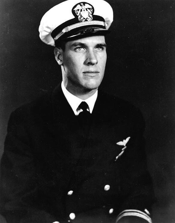 Lt Tom Hudner USN