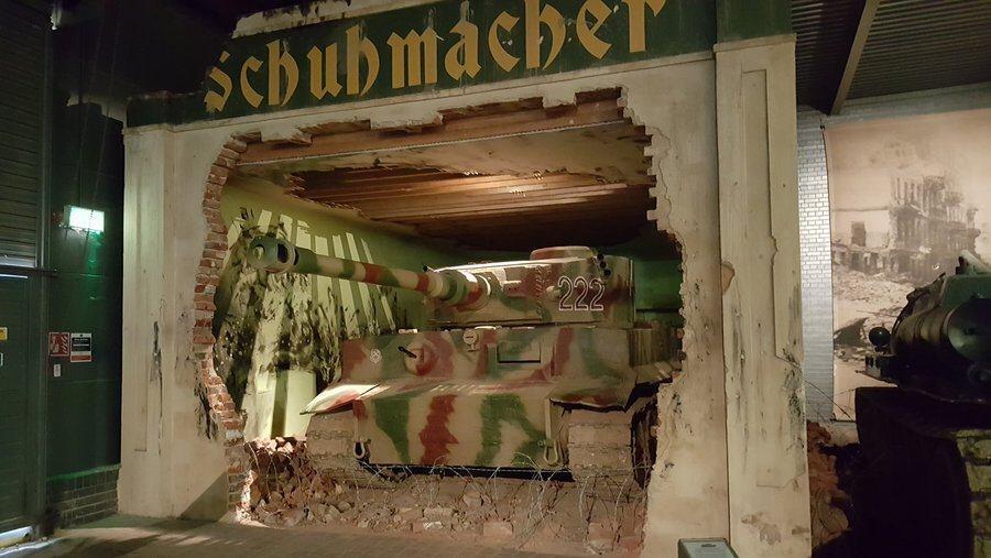 Replica of a German Tiger 1