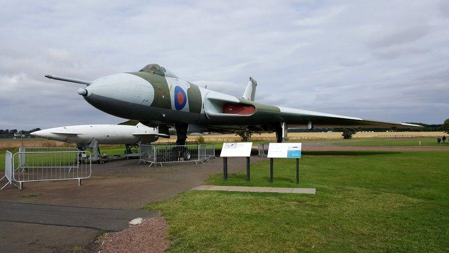 Avro Vulcan B.2A XM597