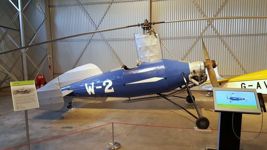 Weir W2 autogyro