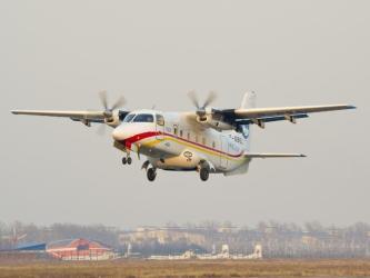 Y12F Low-Altitude Flight