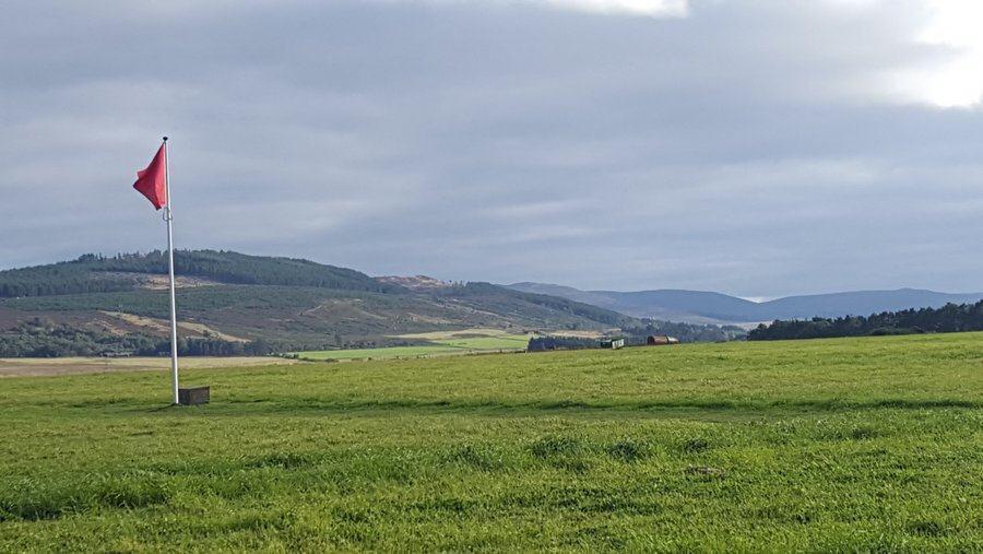 Culloden moorland