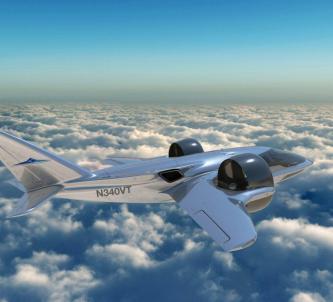 XTI VTOL aircraft concept